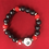Thumbnail: Onyx red accent beads #10