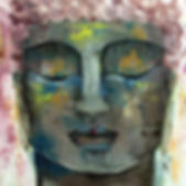 Puerto Rican Female Painter | Janice Aponte | Chicago | Visual Artist | Expressionism | Original Art Collections | Abstract Artist | Oils | Acrylics | Mixed Media on Canvas | Visual Artist | AponteART | Female Oil Painter Chicago | Zen Series | Hispanic Artist Chicago | Chicago Visual Artist