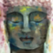 Puerto Rican Female Painter   Janice Aponte   Chicago   Visual Artist   Expressionism   Original Art Collections   Abstract Artist   Oils   Acrylics   Mixed Media on Canvas   Visual Artist   AponteART   Female Oil Painter Chicago   Zen Series   Hispanic Artist Chicago   Chicago Visual Artist