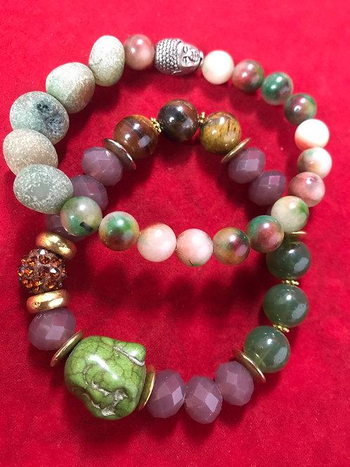 Buddha zhen mixed stones #27