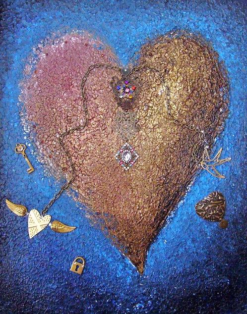 A Dreamer's Heart - SOLD