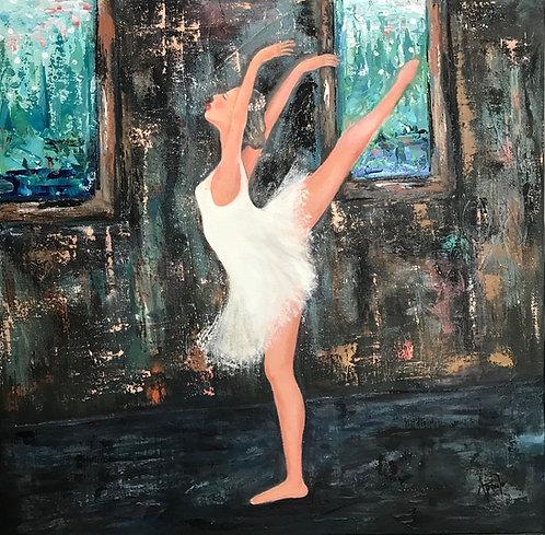 Ballerina in Quarantine Series II