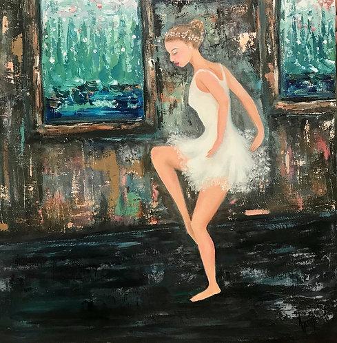 Ballerina in Quarantine Serie II