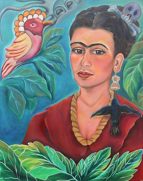 Frida 24x30