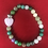 Thumbnail: Stone Stretchy Bracelet #1