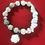 Thumbnail: Lava Coral bracelet #3