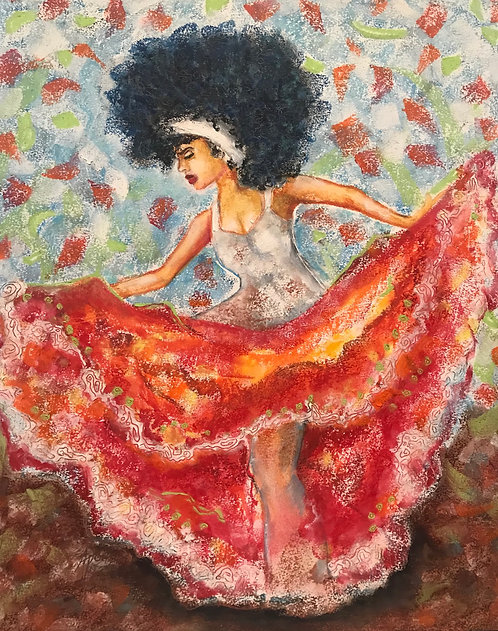 Bomba Dancer