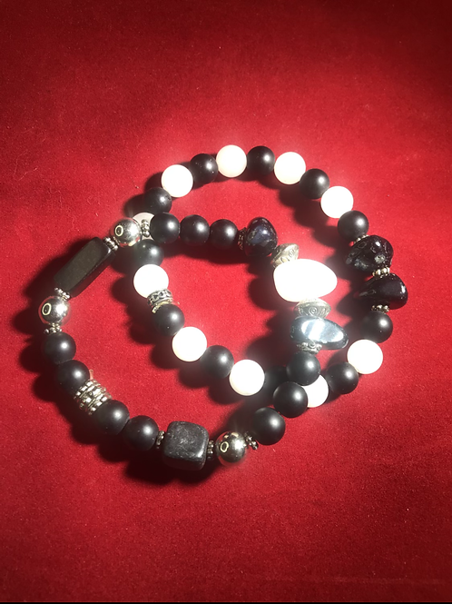 Onyx mixed stone #7