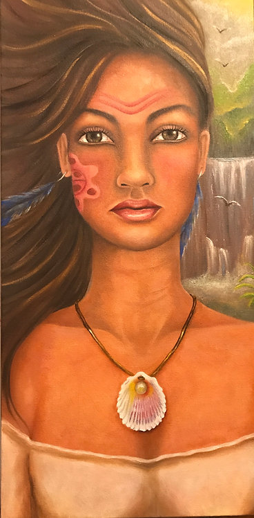 Taina En El Yunque - SOLD