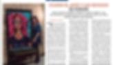 Aponte Art | Chicago Puerto Rican Artist | Realism & Expressionism Art | Female Oil Painter | Mixed Media on Canvas | Abstract Pieces | Visual Artist | AponteART | Female Oil Painter | Aponte Art | Events | Chicago | Cuando El Arte Y Los Negocios | Se Funden