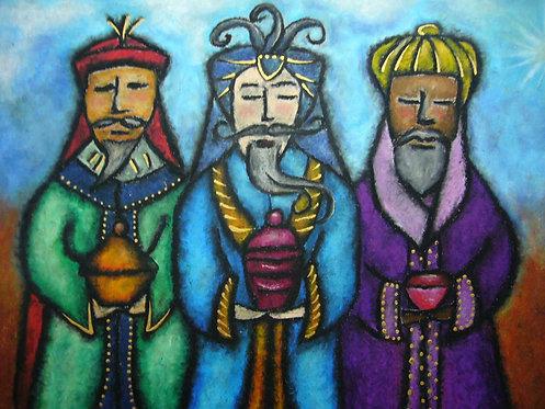 Los Reyes Magos II SOLD