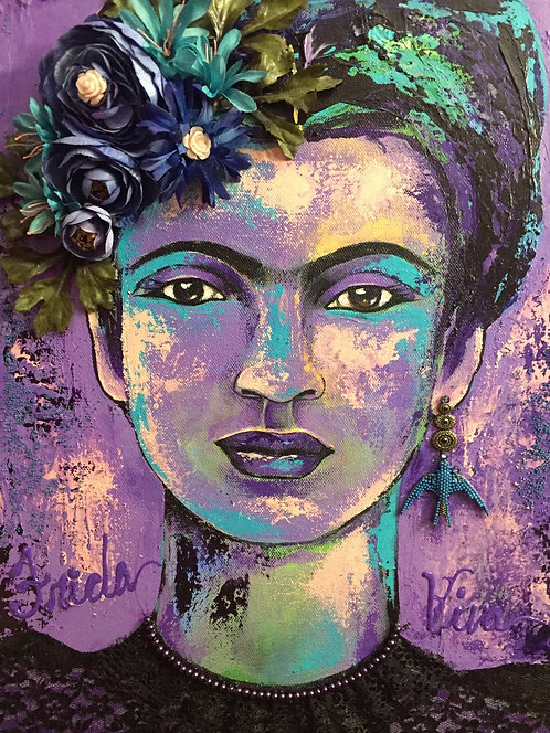Frida Viva 10x14