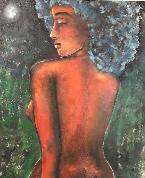 Nude Woman Sold