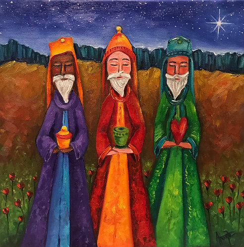 Tres Reyes Magos/The Three Kings
