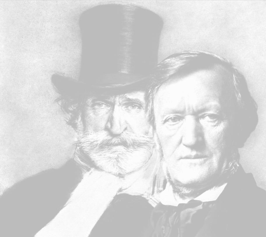 Verdi and Wagner