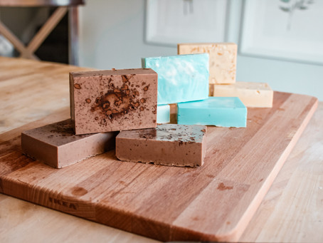 Introducing: BluffCakes Bakery Soap!