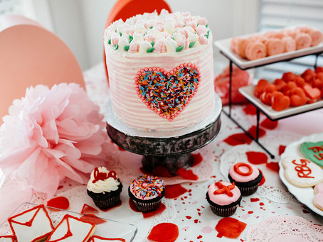 BluffCakes Galentine's Party