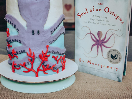 Baked by the Book: The Soul of an Octopus by Sy Montgomery