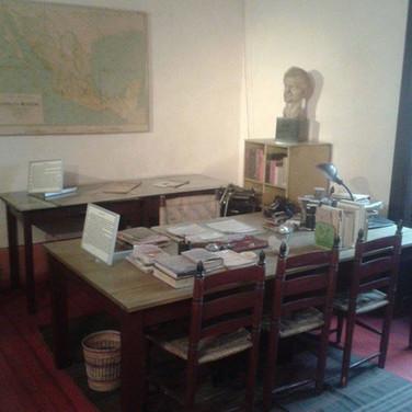 Estudio de Leon Trotsky, Coyoacán