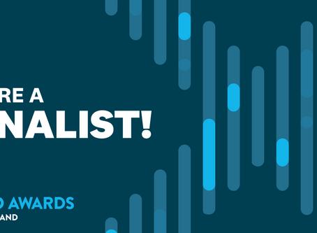 We're a Finalist! Xero Awards 2019