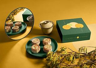 """A Celebration of Bonding"" PSA Launches Custard Mooncake for Mid-Autumn"