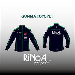 Rinoa Racing GUNMATOYOPET