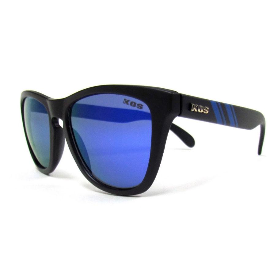 ScrewLooseStripe BLACK/BLUE