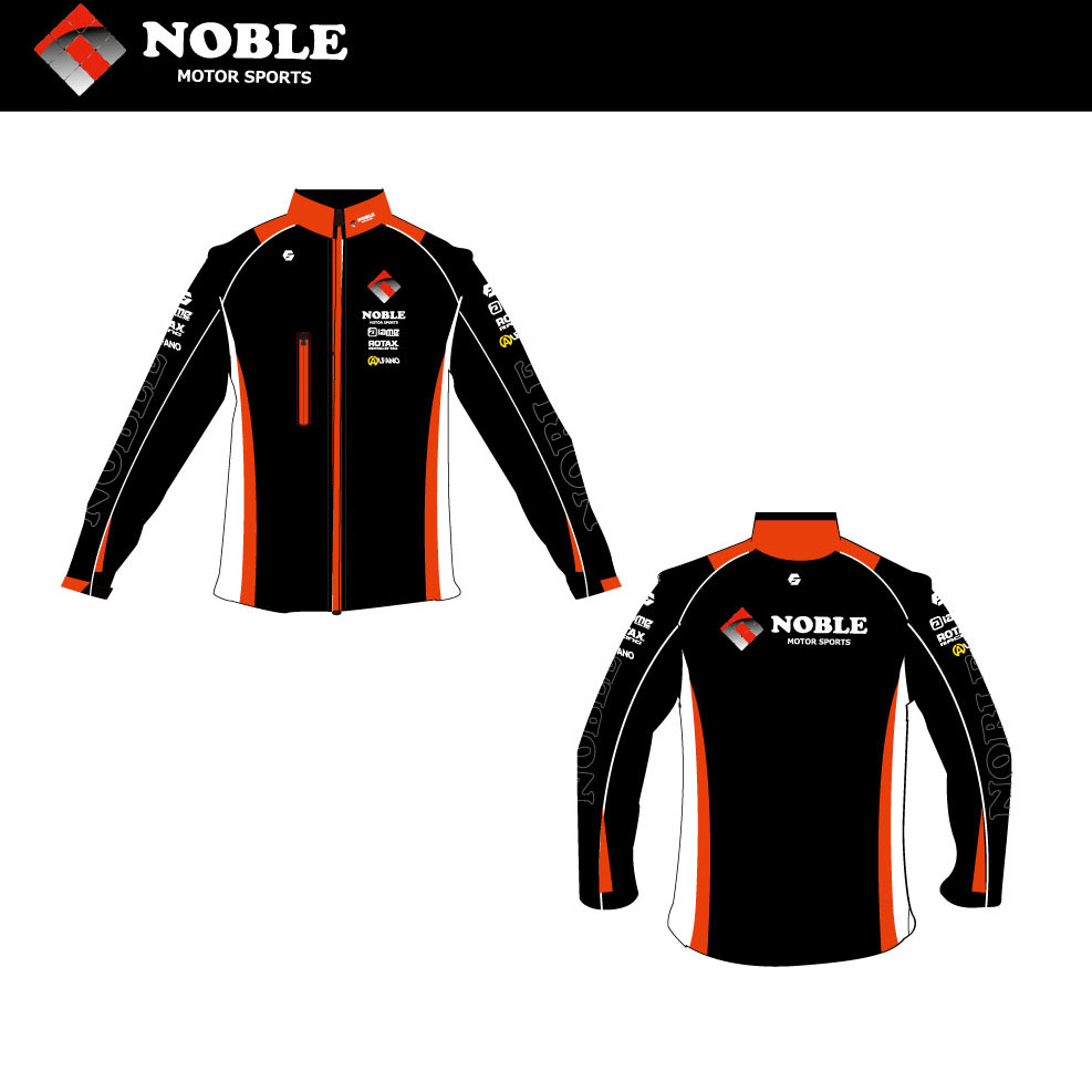 NOBLE motorsports TEAM WEAR