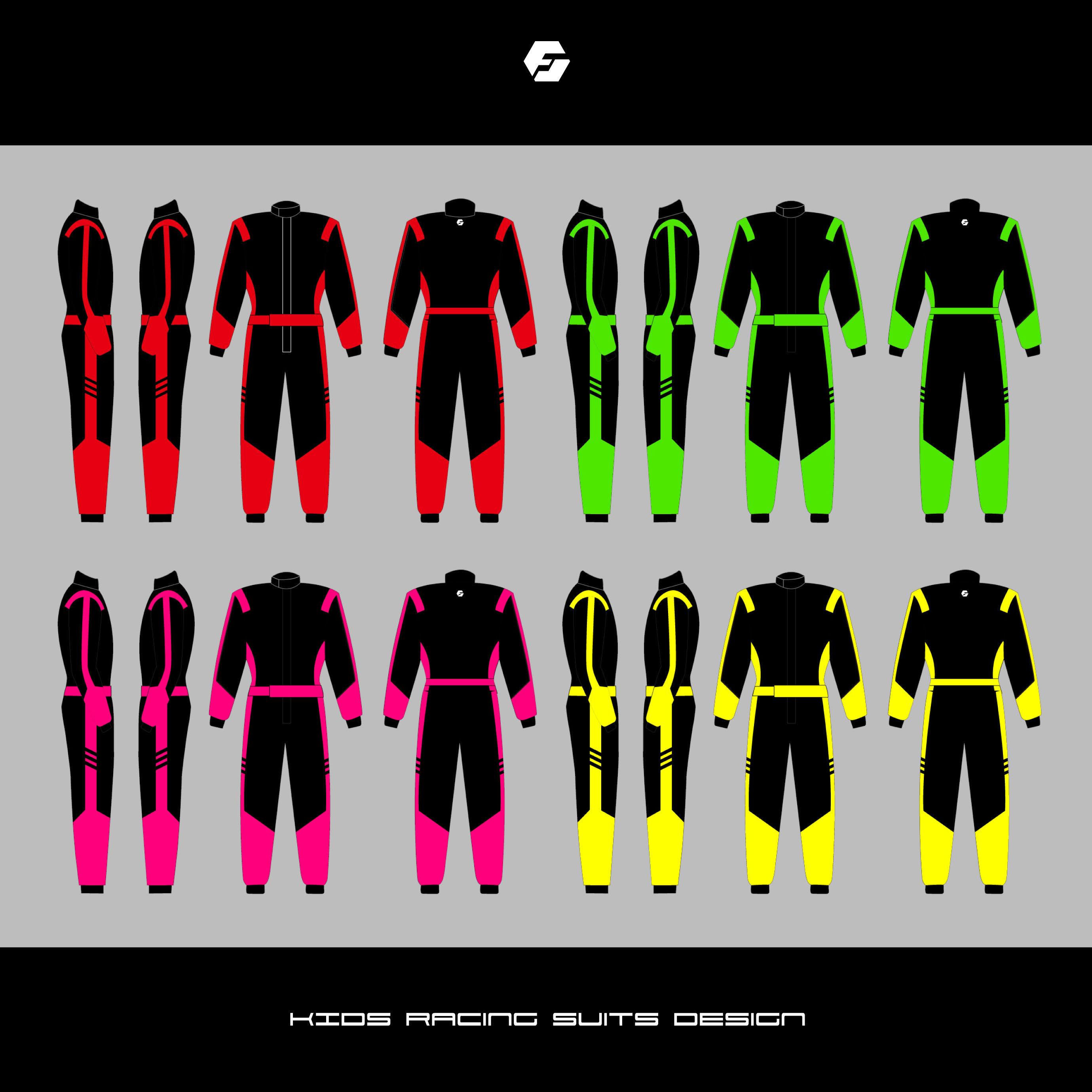 FLAP オリジナルレーシングスーツ