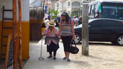 Community Service in Peru
