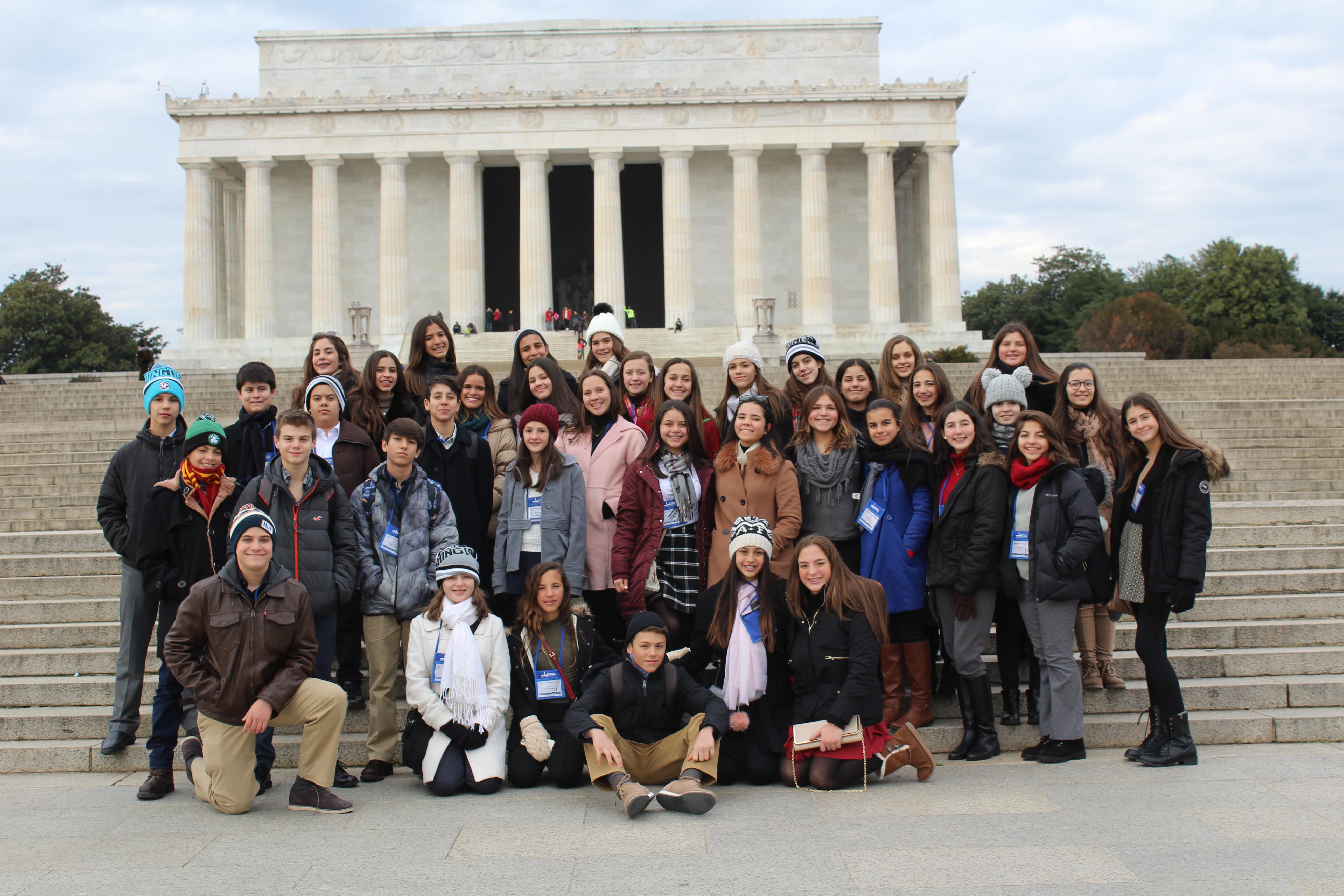 Eighth Grade Washington Workshop