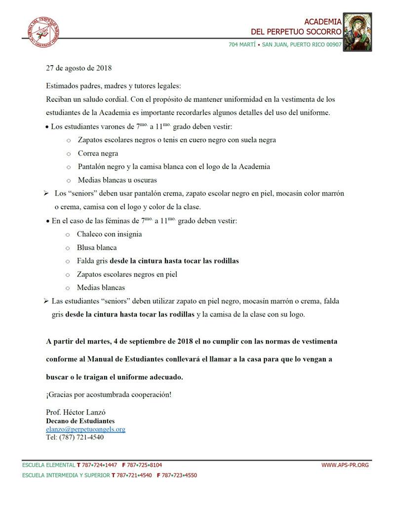 Carta sobre vestimenta 2018.jpg