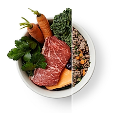 ORGANIC BEEF AND MILLET