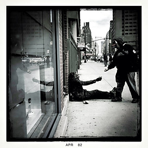 Iphoneography - The Invisibles