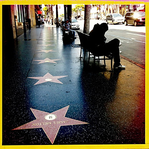 Iphoneography - Hollywood Stars
