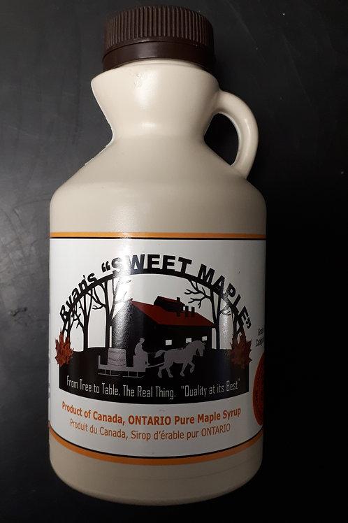 Ryan's 'Sweet Maple' syrup - 250ml bottle