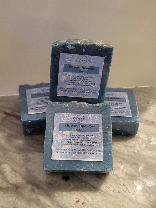 Ocean Breeze bar soap