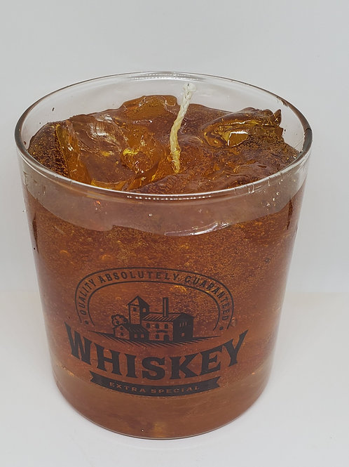 Whiskey Gel Candle