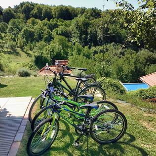 za goste željne bicikliranja