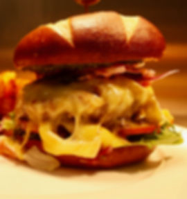 Our Most Wanted 'Italian Burger'