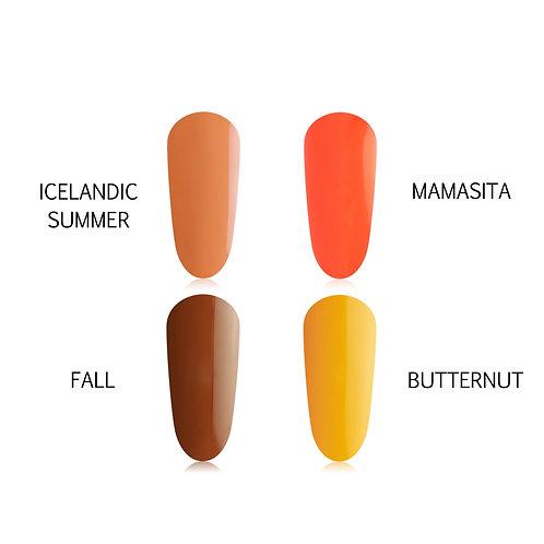Press on nails - Multi Colour