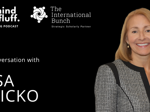 It's back! In conversation with Lisa Spicko - Episode 7 - Inspiring the Next CMO series