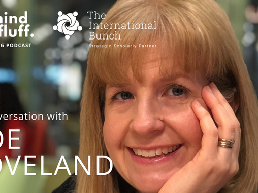 In conversation with Zoe Loveland - Episode 3 - Inspiring the Next CMO series