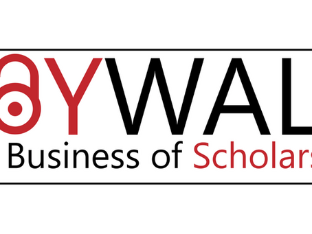 Panel discussion summary - Paywall: The Business of Scholarship