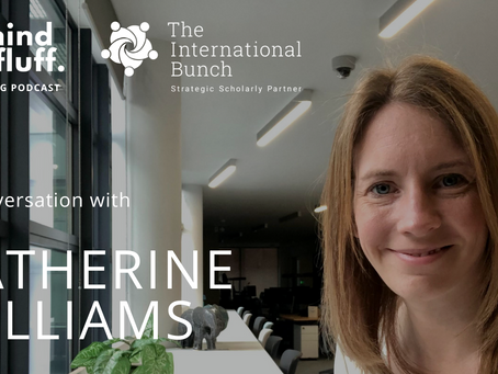 In conversation with Catherine Williams - Episode 6 - Inspiring the Next CMO series