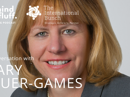 In conversation with Mary Sauer-Games - Episode 4 - Inspiring the Next CMO series