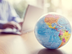 The consultancy firm goes global