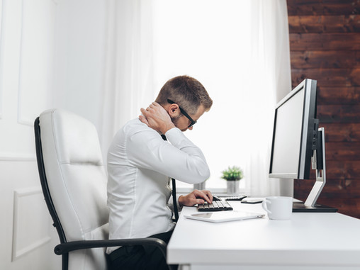 Combat the negative physical effects of remote working