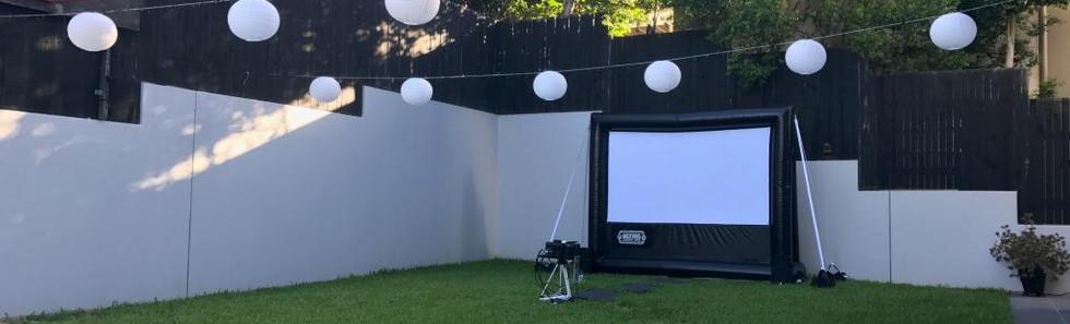 2.5m Cinema System