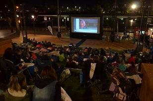Backyard Cinema Hire